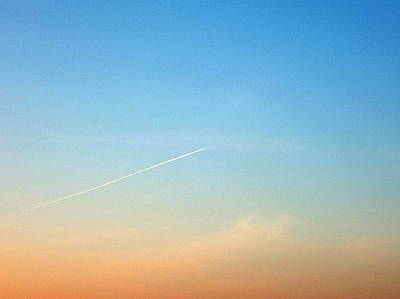 Photograph - Jet To Sky by Marc Philippe Joly