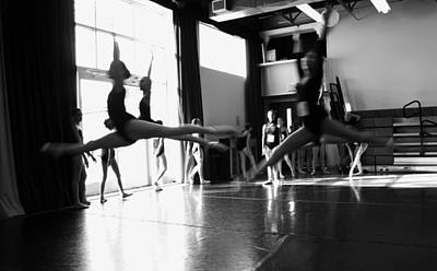 Photograph - Jete by Robin Mahboeb