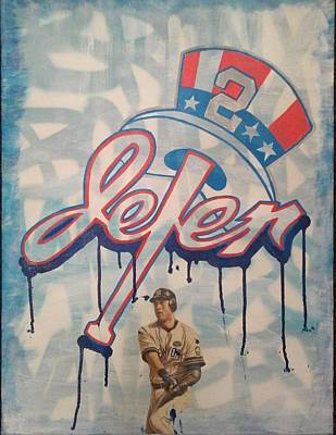Jeter Original by Kevin Santos
