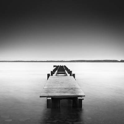 Photograph - Jetty  by Andy Bitterer