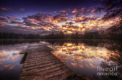 Photograph - Jetty Sunrise 6.0 by Yhun Suarez