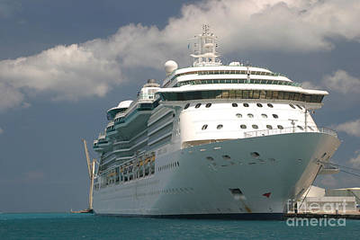 Photograph - Jewel Of The Seas by Living Color Photography Lorraine Lynch