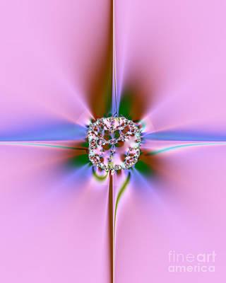 Digital Art - Jewel by Yvonne Johnstone