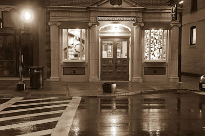 Photograph - Jewelry Shop by Paul Miller