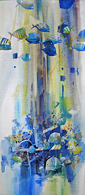 Painting - Jewels Of The Islands by P Anthony Visco