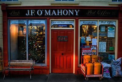 Photograph - J.f. O'mahony by E j Carr