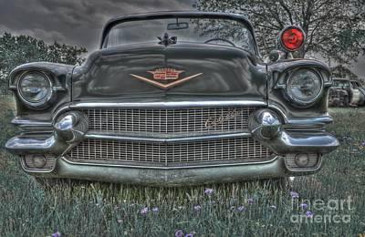 Parts Photograph - JFK by Hilton Barlow
