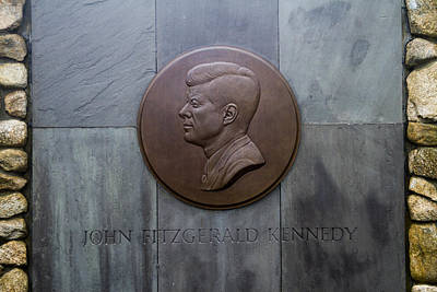 Photograph - Jfk Memorial by Karol Livote