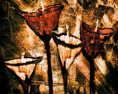 Abstrac Painting - Jfx2014-090 by Emilio Arostegui
