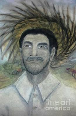 Jibaros Painting - Jibaro by Wanda Pedrosa