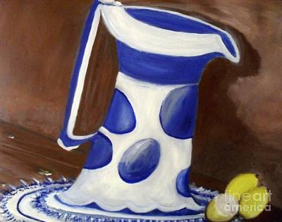 Painting - Fresh Lemonade by Laurie L