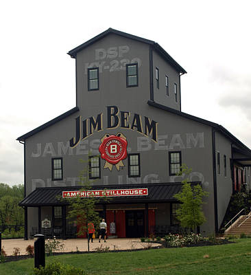 Photograph - Jim Beam American Stillhouse by Mary Capriole