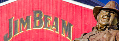 Photograph - Jim Beam by Mark Bowmer
