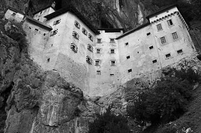 Jim Jam Predjama Castle Slovenia Art Print