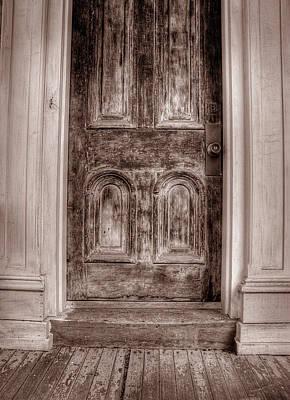 Photograph - Jim Thorpe Doorway by Michael Kirk