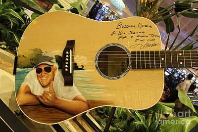 Jimmy Buffet Guitar Original