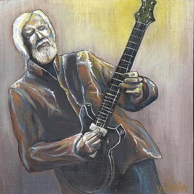 'jimmy Herring' Art Print