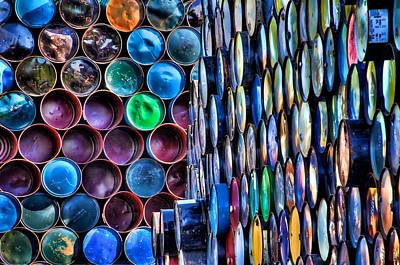 Paint Cans Photograph - Jimmy Hoffa by Spencer McDonald