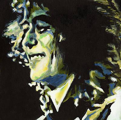 Jimmy Page. Rock Music Genius  Original by Tanya Filichkin