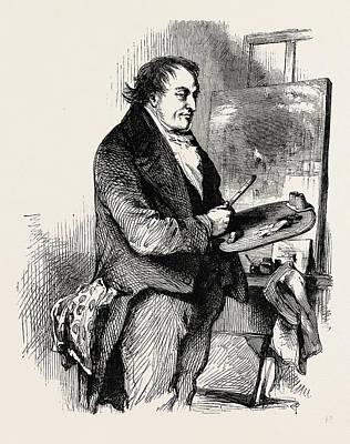 J.m.w. Turner, R.a Art Print