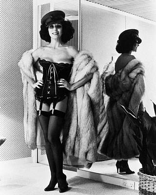 Bitch Photograph - Joan Collins In The Bitch  by Silver Screen