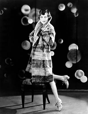 1920s Fashion Photograph - Joan Crawford, Ca. 1929 by Everett