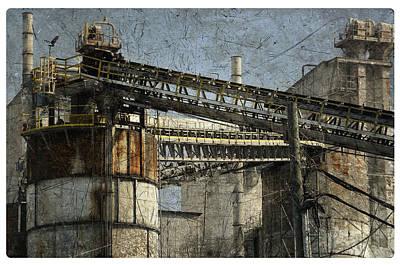 Photograph - Jobsite Up High by Davina Washington