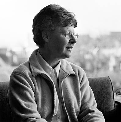 64 Photograph - Jocelyn Bell Burnell by Lucinda Douglas-menzies