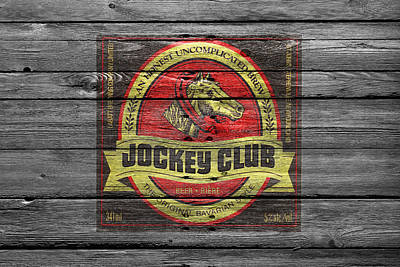 Hop Photograph - Jockey Club by Joe Hamilton