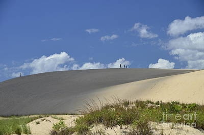 Photograph - Jockey's Ridge State Park # 2 by Allen Beatty