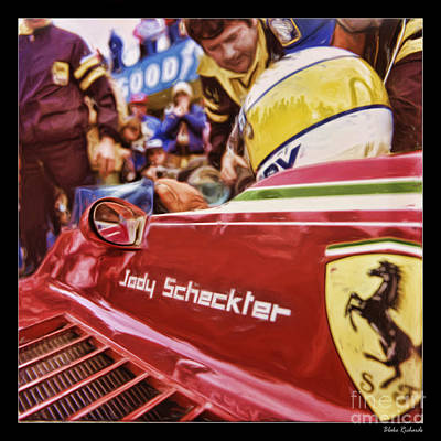 Photograph - Jody Schackter Side Veiw by Blake Richards
