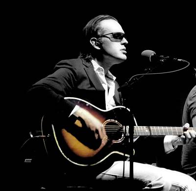Joe Bonamassa Photograph - Joe Bonamassa In Concert by Michael Brady