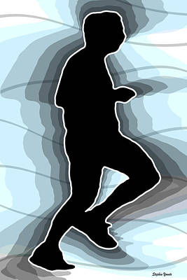 Jog Digital Art - Jog by Stephen Younts