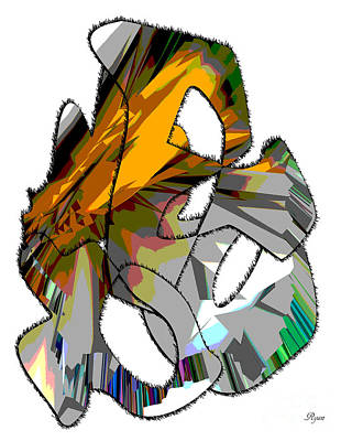Jog Digital Art - Jog Time by Dalon Ryan