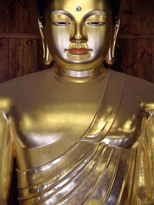 Jogyesa Buddha Art Print