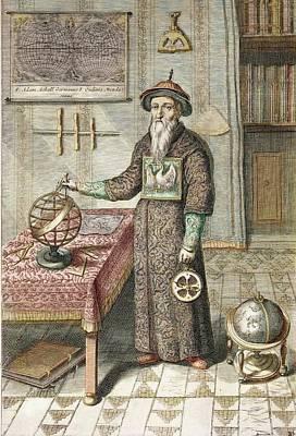 Johann Schall Von Bell Art Print