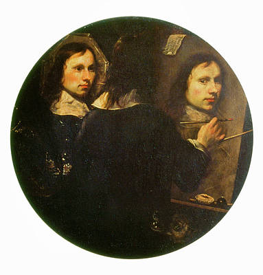 Self View Painting - Johannes Gumpp (b by Granger