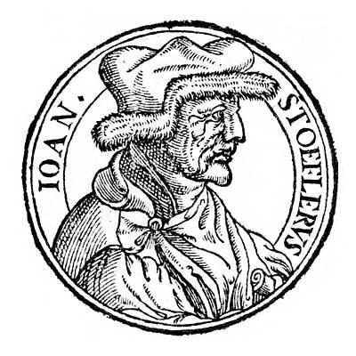 Johannes Stoeffler Art Print