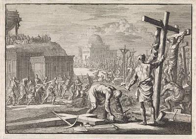 John Alexander, Prince Of The Jews, Lets People Art Print by Jan Luyken And Pieter Mortier