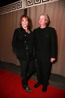 Calista Photograph - John Barrymore And Calista Carradine by Hugh Smith