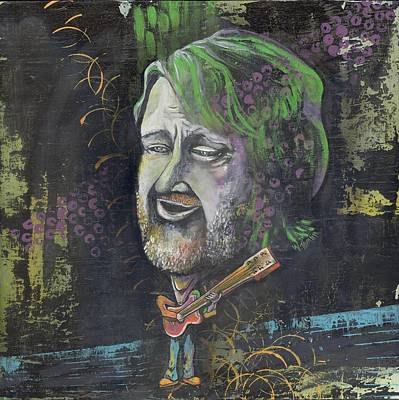 Painting - 'john Bell' by Whitney Tomlin