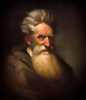 Anti-slavery Painting - John Brown by Mountain Dreams