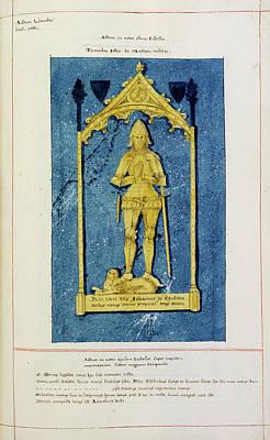 John De Multon Art Print