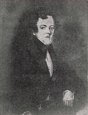 John Dickens  Father Of Charles Art Print by Mary Evans Picture Library