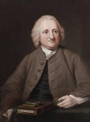 1700s Photograph - John Dollond by Paul D Stewart