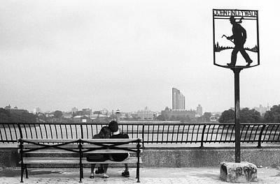 Photograph - John Finley Walk by Cornelis Verwaal