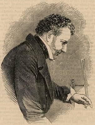 John Frederic Daniell Art Print