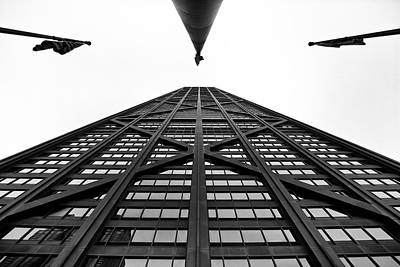 Photograph - John Hancock Building by  Onyonet  Photo Studios