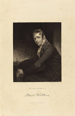 Robinson Drawing - John Henry Robinson After Sir William Beechey British by Quint Lox