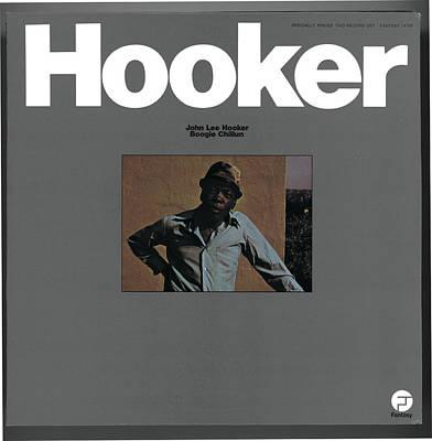John Digital Art - John Lee Hooker -  Boogie Chillun by Concord Music Group